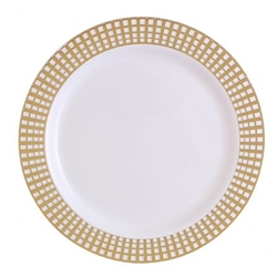 Gold Signature Gold Tableware Package - 100 Guests
