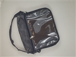 Tefillin Shoulder Bag- Clear - Judaica Shop Online